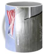 Flag Wwii Aircraft Coffee Mug