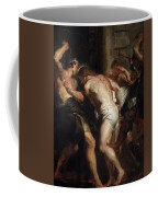 Flagellation Of Christ 2 Peter Paul Rubens Coffee Mug