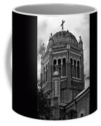 Flagler Memorial Presbyterian Church 3  B-w Coffee Mug