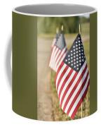 Flags Line Up Coffee Mug