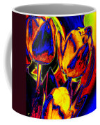 Flamboyant Tulips Coffee Mug