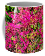 Flame Bush Coffee Mug