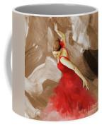 Flamenco Dance Women 02 Coffee Mug