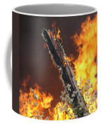 Flames Of Age Coffee Mug