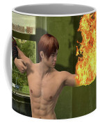 Flames Of Desire Coffee Mug