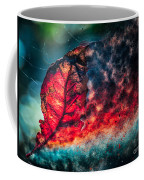 Flaming Fall Color Coffee Mug