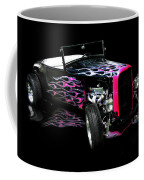 Flaming Hot Roadster  Coffee Mug
