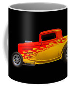Flaming Hot Rod Coffee Mug