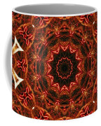 Flaming Ribbons And Trumpets Coffee Mug