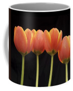 Flaming Tulips Coffee Mug