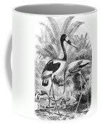 Flamingo & Jabiru Coffee Mug