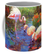 Flamingo Tangerine Dream Coffee Mug