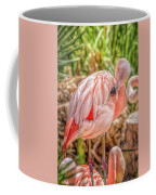 Flamingo2 Coffee Mug