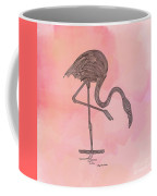 Flamingo4 Coffee Mug