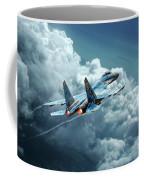 Flanker Burner Coffee Mug