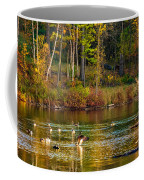 Flapping For Fall Coffee Mug