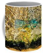 Flash Of Emerald Coffee Mug