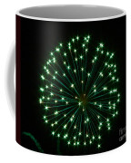 Flash Of Green Coffee Mug