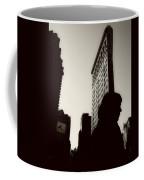 Flat Iron Shadows Coffee Mug