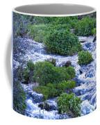 Flat Tops Stream Coffee Mug