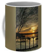Flat Water Coffee Mug