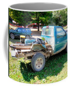 Flatbed Truck Coffee Mug