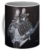 Flathead Offenhauser V8 Coffee Mug