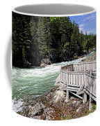 Flathead River Rapids Coffee Mug