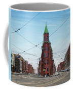 Flatiron Building 1955 Coffee Mug