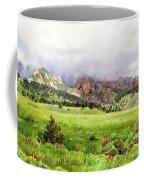 Flatirons Vista Coffee Mug