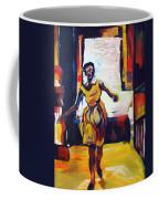 Fleeting Woman Coffee Mug