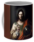 Flemish Salvator Mundi Coffee Mug