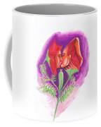 Fleur D'amour Coffee Mug