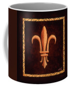 Fleur De Lys-clovis Coffee Mug