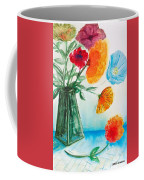 Fleur Primitiv Coffee Mug