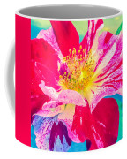 Fleurie Peppermint Rose High Key Coffee Mug