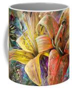 Fleurs De Lys 01 Coffee Mug