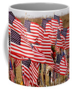 Flight 93 Flags Coffee Mug
