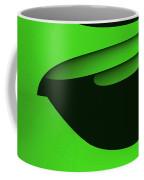Flight - Green Version Coffee Mug