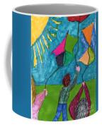 Flight Of Kites Coffee Mug