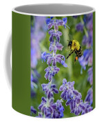 Flight Of The Bumble Bee Coffee Mug