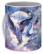 Flight Of The Doves Coffee Mug