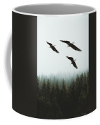 Flight Of The Eagles Coffee Mug