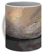Flight Of The Gull Coffee Mug