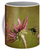 Flight Of The Mason Bee Coffee Mug