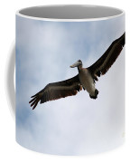 Flight Of The Pelican Coffee Mug
