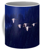 Flight Of The Swans Coffee Mug