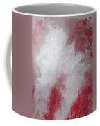 Flight Of The White Bird Coffee Mug