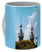 Flight Over The Crescents Coffee Mug