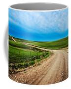 Flint Hills Spring Gravel Coffee Mug
